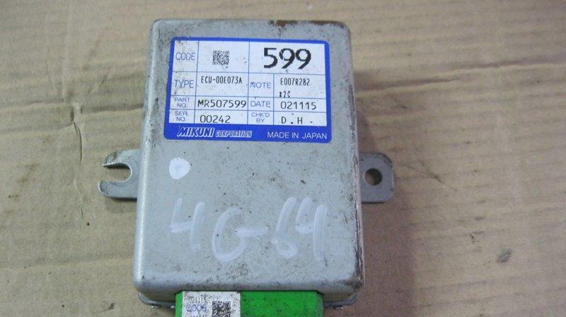 Электроный блок Mitsubishi Chariot Grandis N84W 4G64 (б/у)