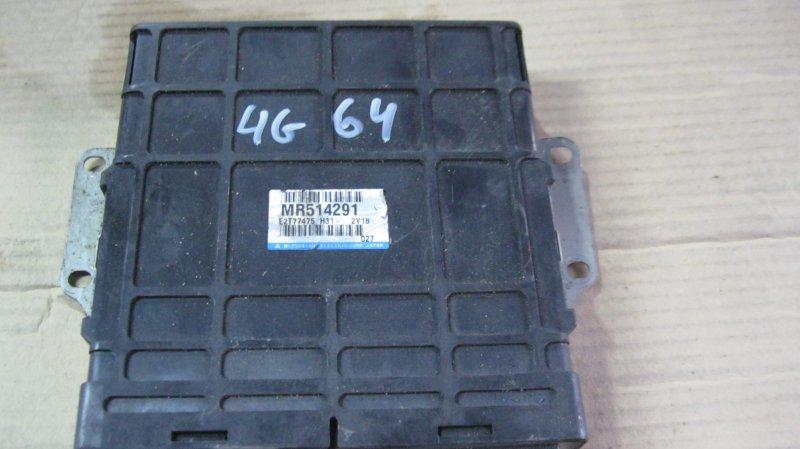 Блок управления двс Mitsubishi Chariot Grandis N84W 4G64 (б/у)