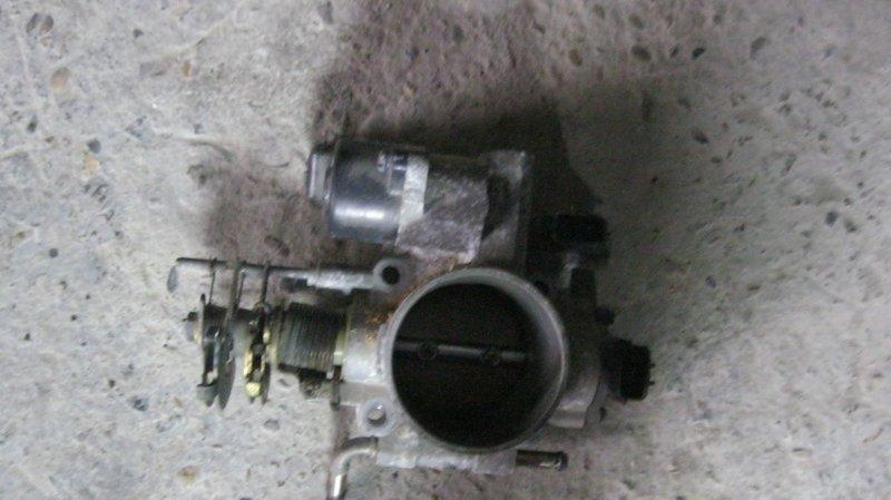 Заслонка дроссельная Subaru Forester SF5 EJ20 (б/у)