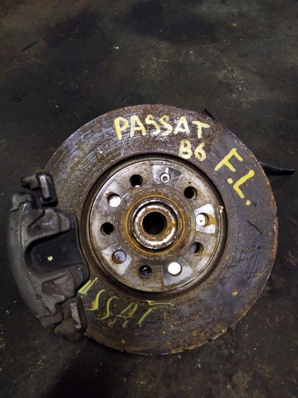 Ступица Volkswagen Passat B6 передняя левая (б/у)