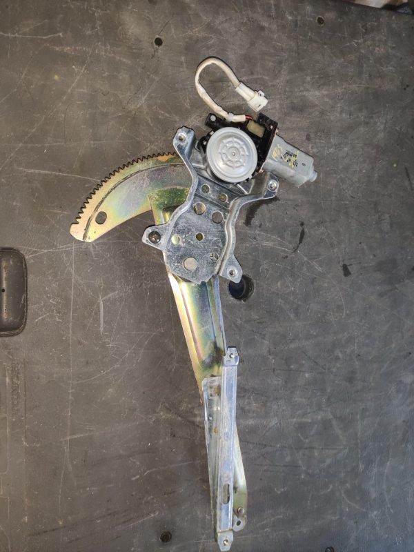 Стеклоподъемный механизм Suzuki Jimny JB23W передний левый (б/у)