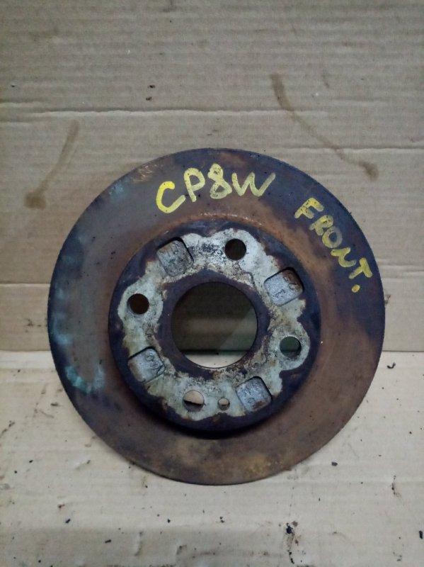 Тормозной диск Mazda Premacy CP8W передний (б/у)