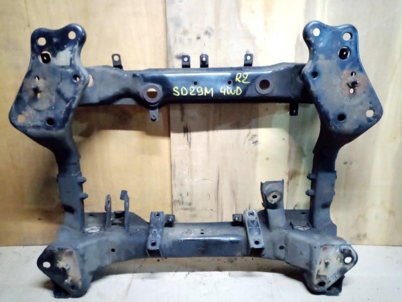 Балка под двс Mazda Bongo Brawny SD29M R2 (б/у)