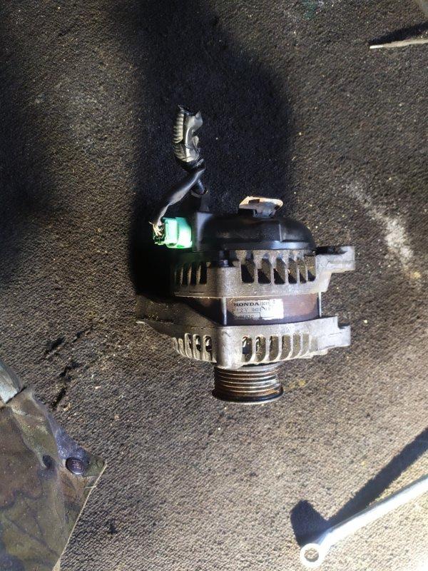 Генератор Honda Odyssey RB1 K24A (б/у)