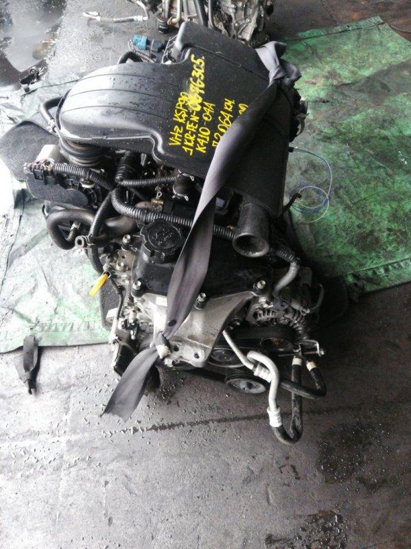 Двигатель Toyota Vitz KSP90 1KRFE (б/у)