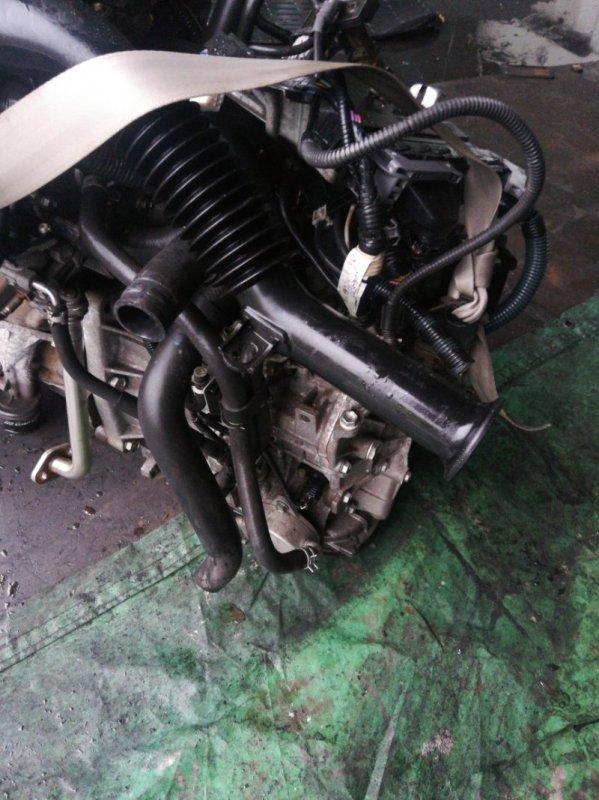 Акпп Toyota Vitz SCP90 2SZFE (б/у)