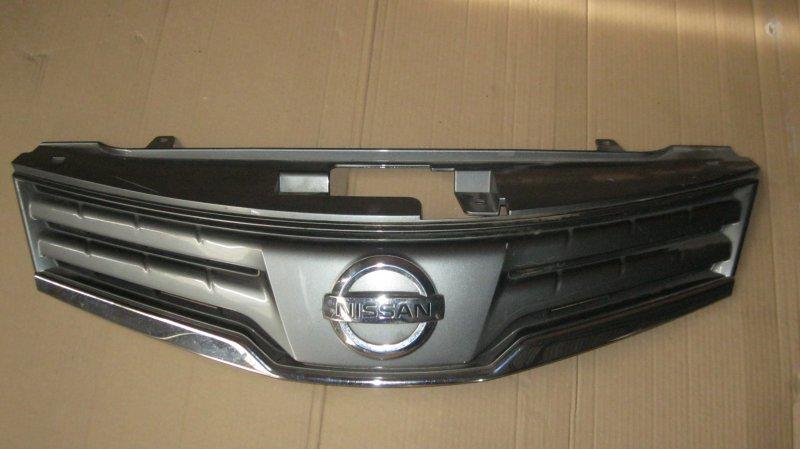 Решетка радиатора Nissan Note E11 CR14DE (б/у)