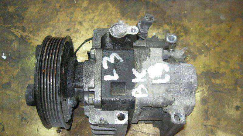 Компрессор кондиционера Mazda Axela BKEP LFVE (б/у)