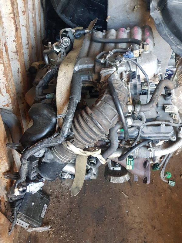 Двигатель Nissan Elgrand E51 NE51 VQ35DE (б/у)