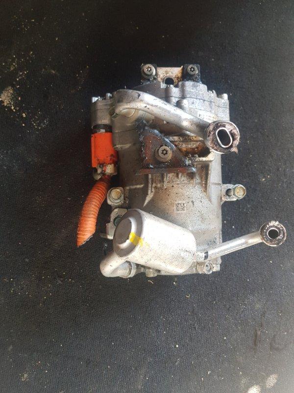 Компрессор кондиционера Nissan Note E12 HR12 (б/у)