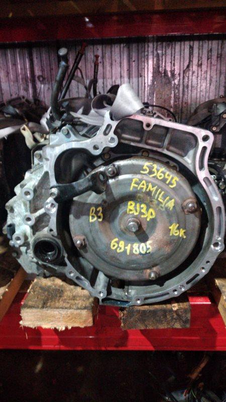 Акпп Mazda Familia BJ3P B3 (б/у)