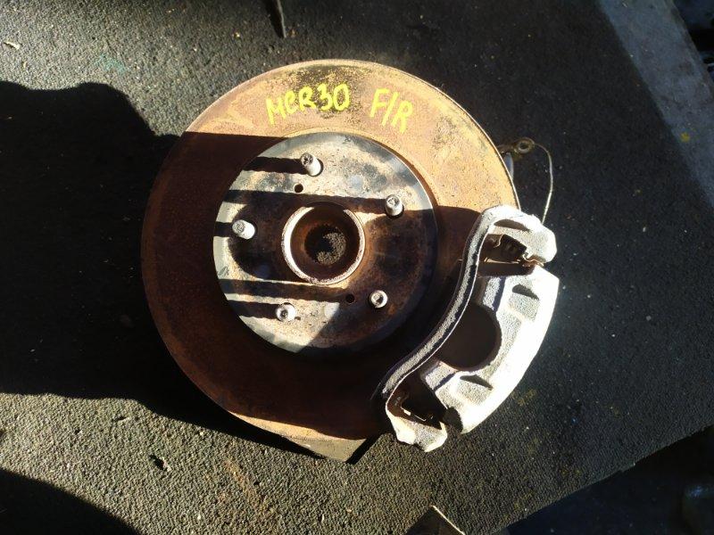 Ступица Toyota Estima MCR30 1MZFE передняя правая (б/у)