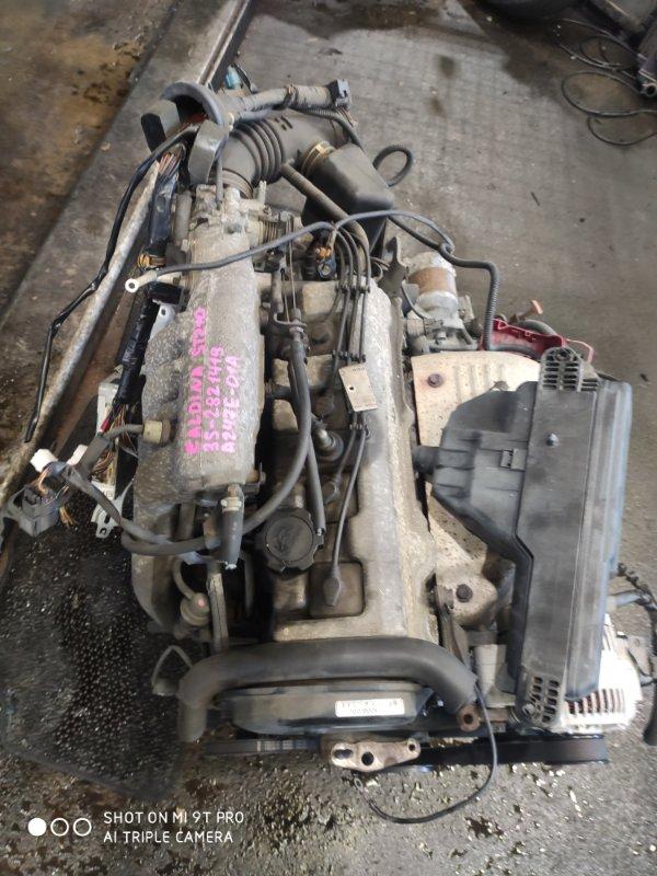 Двигатель Toyota Caldina ST210 3S (б/у)