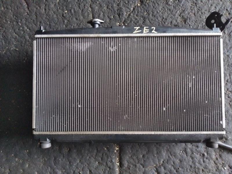 Радиатор охлаждения Honda Insight ZE2 (б/у)