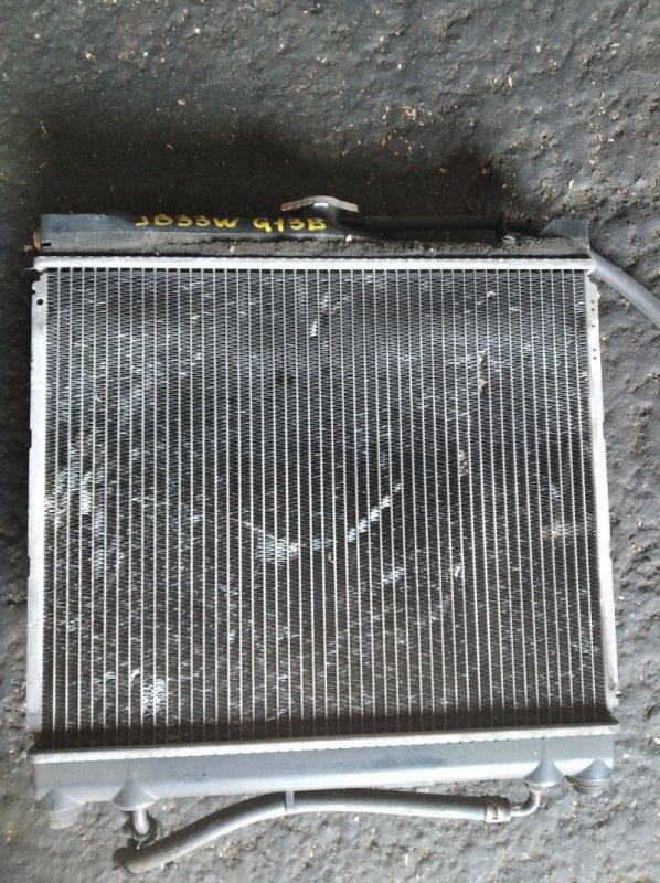 Радиатор охлаждения Suzuki Jimny JB33W G13B (б/у)