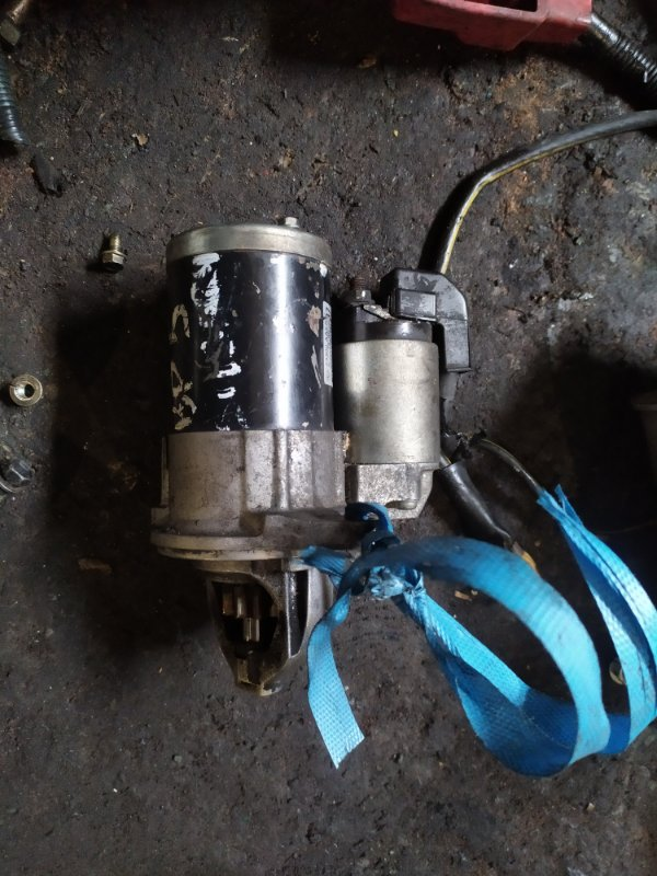 Стартер Subaru Legacy BP5 EJ20 (б/у)