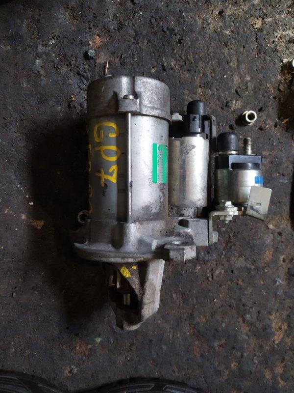 Стартер Subaru Impreza GP7 FB20 (б/у)