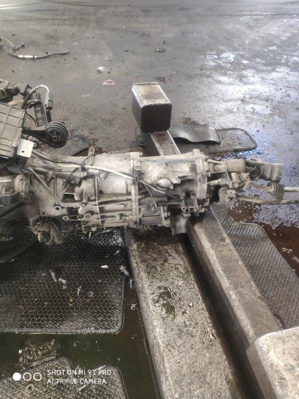 Мкпп Subaru Legacy BL5 EJ204 (б/у)