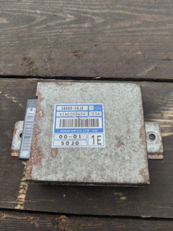 Электроный блок Suzuki Escudo TL52W (б/у)