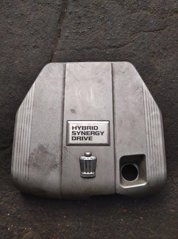 Крышка двс декоративная Toyota Crown GWS204 2GR (б/у)