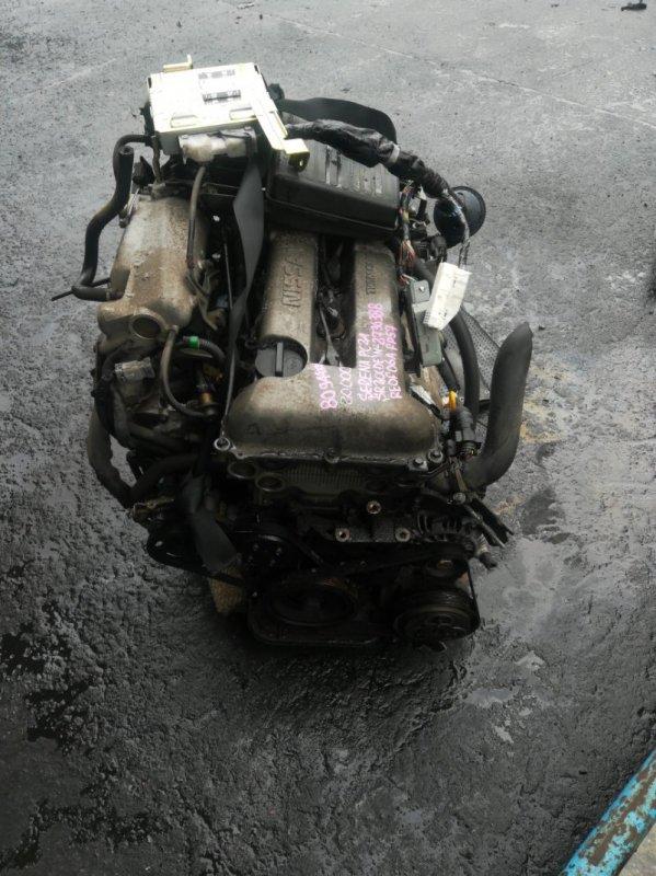 Двигатель Nissan Serena PC24 SR20DE (б/у)