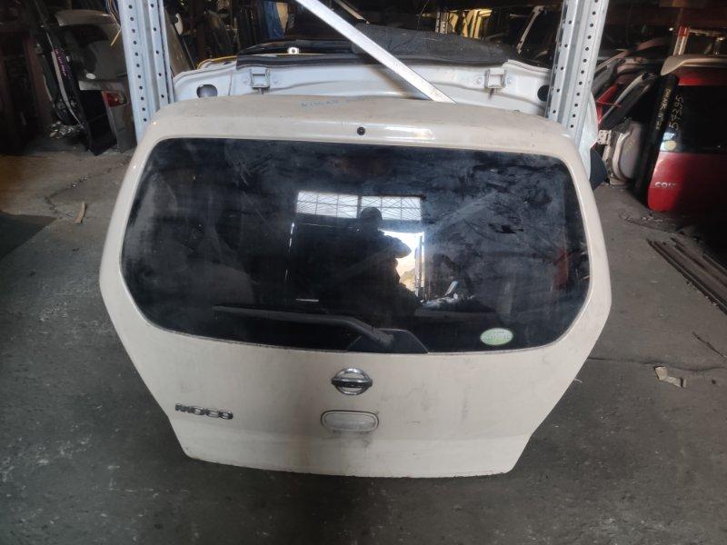 Дверь 5-я Nissan Moco MG21S (б/у)