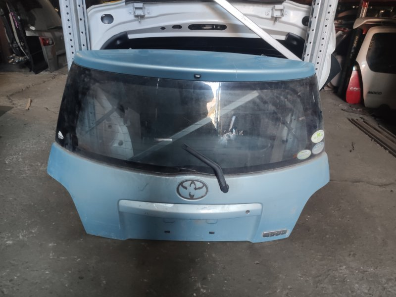 Дверь 5-я Toyota Ist NCP60 (б/у)