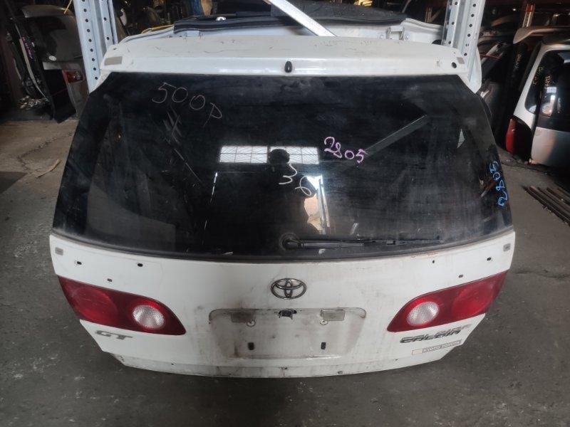 Дверь 5-я Toyota Caldina ST210 (б/у)