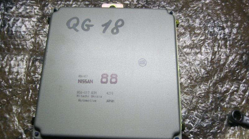 Блок управления двс Nissan Bluebird Sylphy QG10 QG18DE (б/у)