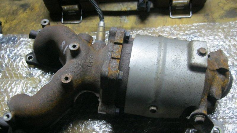 Катализатор Nissan Bluebird Sylphy QG10 QG18DE (б/у)