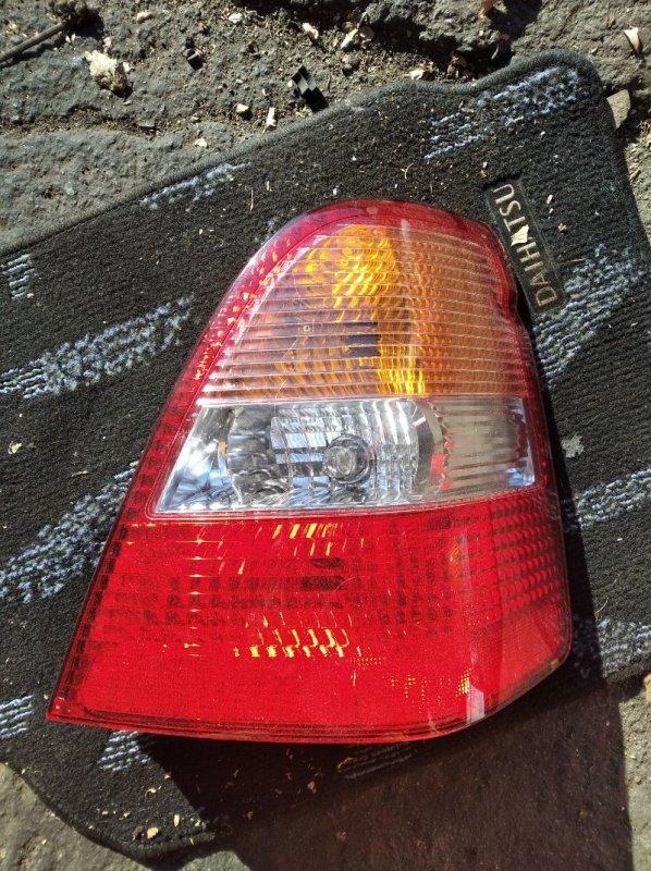 Стоп-сигнал Honda Odyssey RA6 правый (б/у)