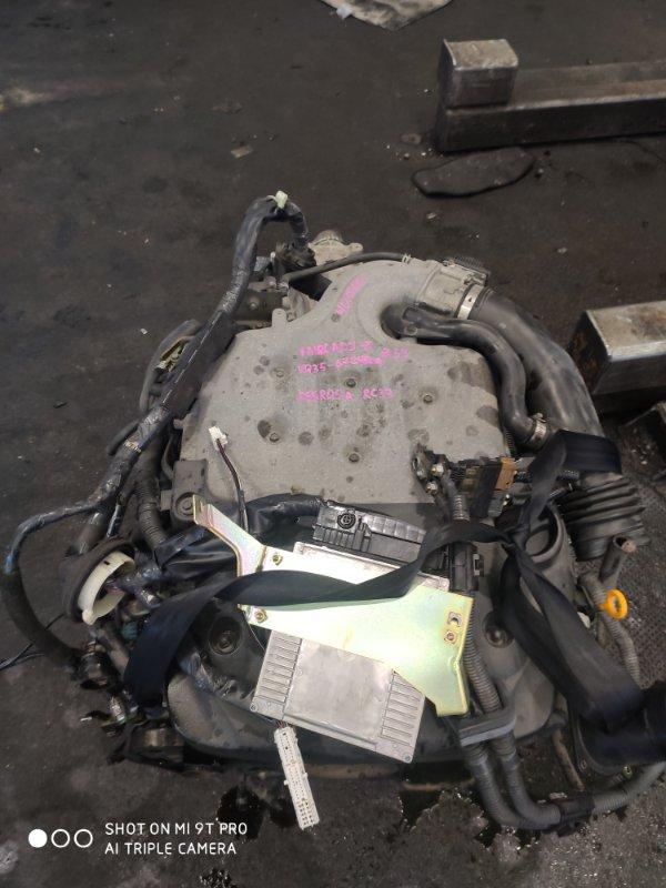 Двигатель Nissan Fairlady Z Z33 VQ35 (б/у)