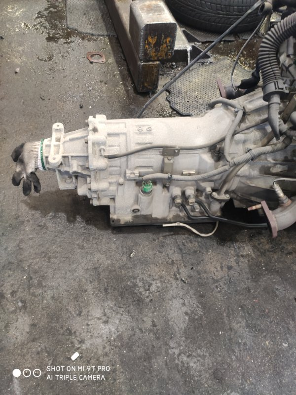 Акпп Nissan Fairlady Z Z33 VQ35 (б/у)