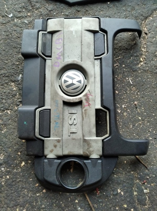 Крышка двс декоративная Volkswagen Passat (б/у)