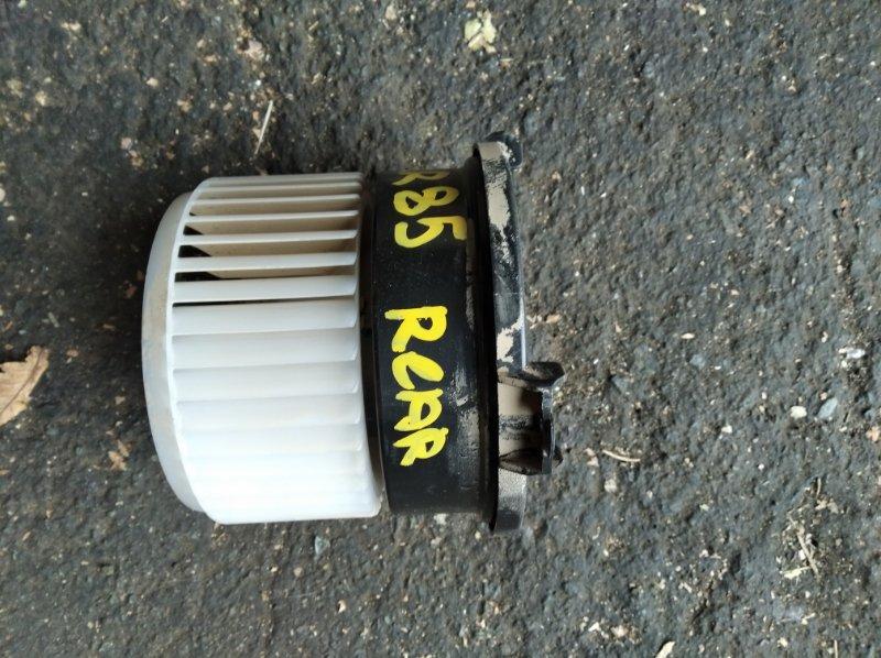 Мотор печки Toyota Noah ZRR85 задний (б/у)