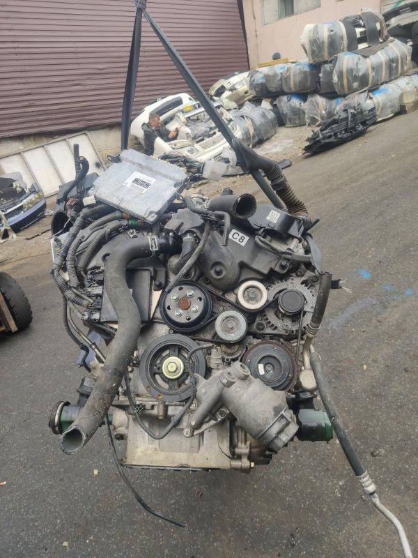 Двигатель Toyota Mark X GRX135 4GR (б/у)