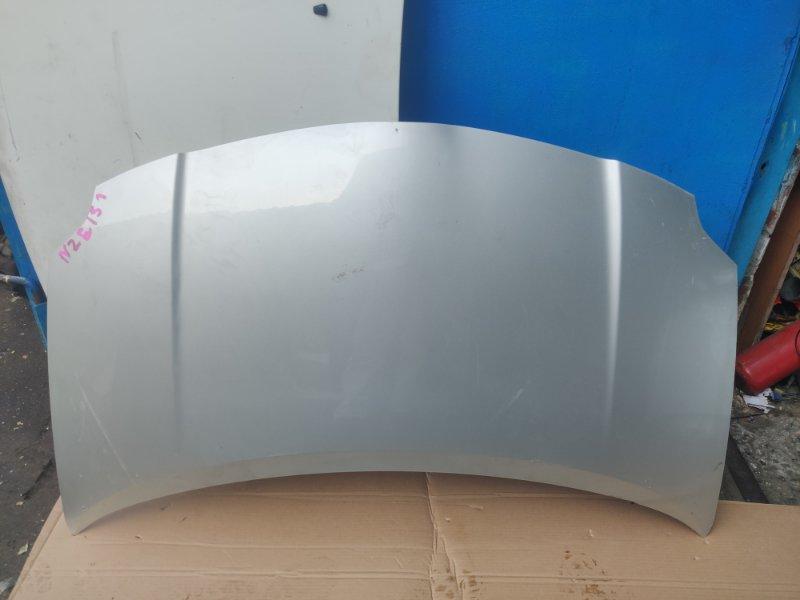 Капот Toyota Auris NZE151 (б/у)