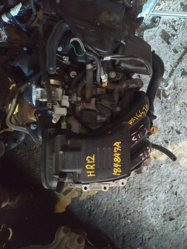 Двигатель Nissan Note E12 HR12 (б/у)