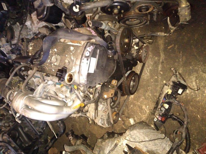 Двигатель Toyota Raum EXZ10 5EFE (б/у)