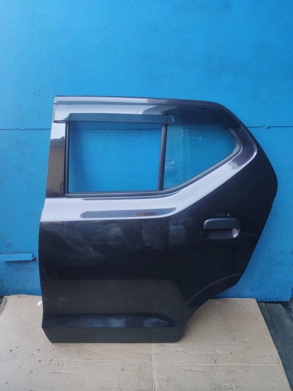 Дверь Suzuki Alto 36 задняя левая (б/у)