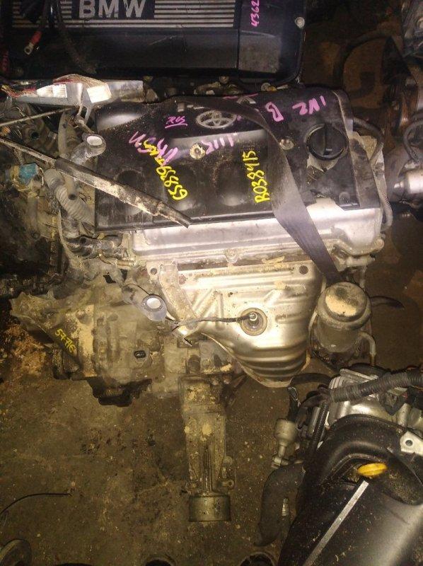 Двигатель Toyota Ist NCP65 1NZFE (б/у)
