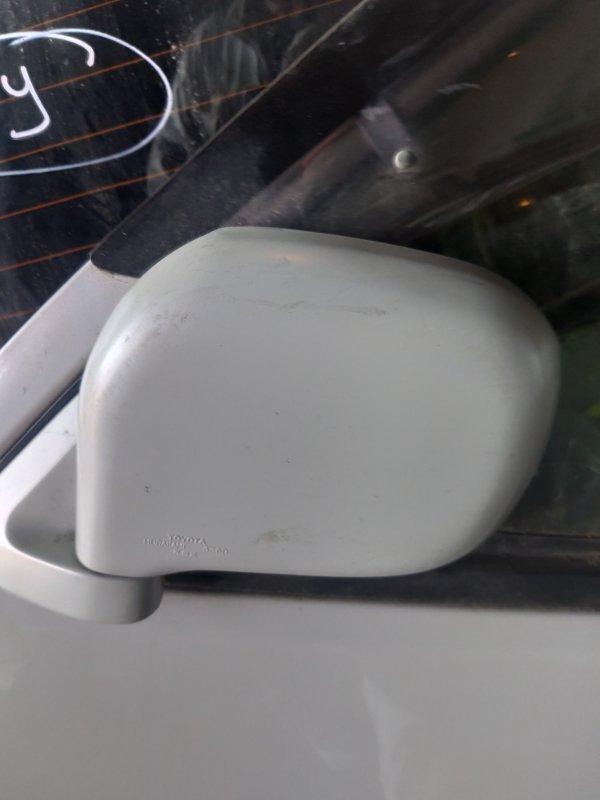 Зеркало Toyota Hiace KZH106 левое (б/у)