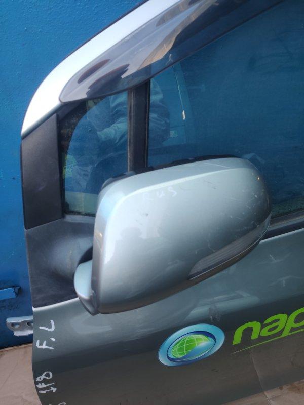 Зеркало Toyota Vitz NCP95 левое (б/у)