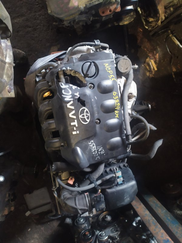 Двигатель Toyota Probox NCP55 1NZFE (б/у)
