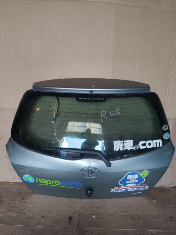 Дверь 5-я Toyota Vitz NCP95 (б/у)