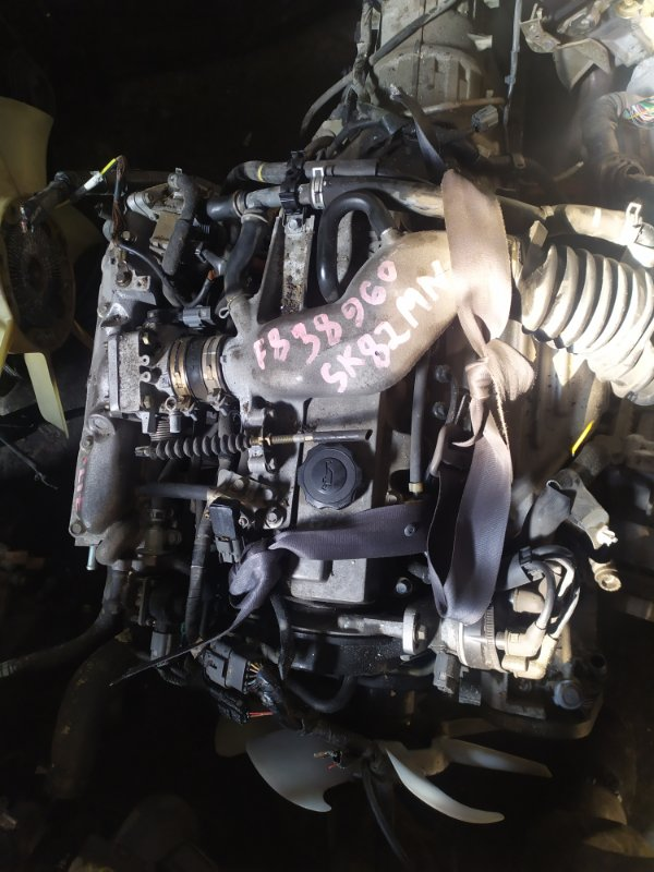 Двигатель Mazda Bongo SK82MN F8 (б/у)
