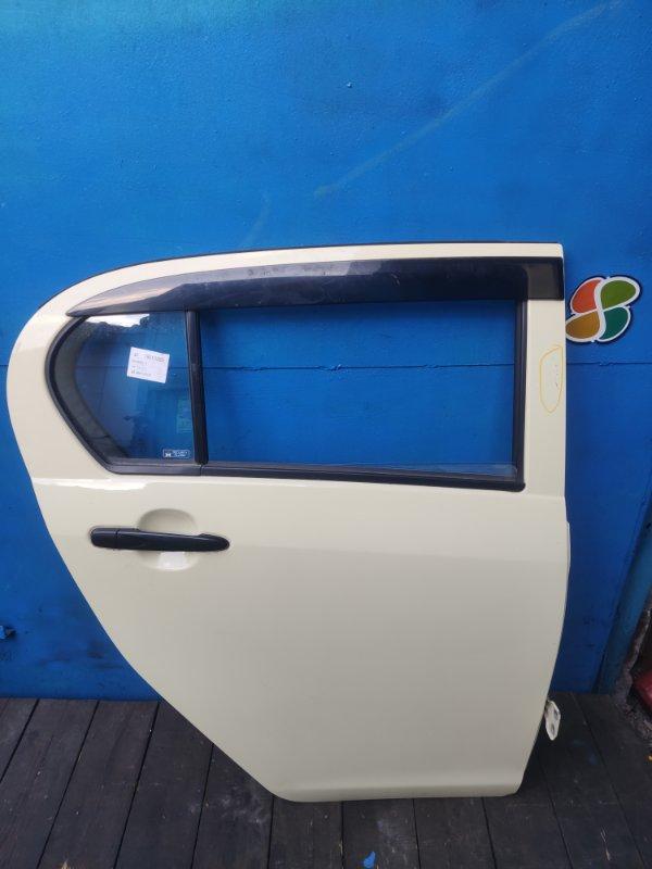 Дверь Daihatsu Mira LA310S задняя правая (б/у)