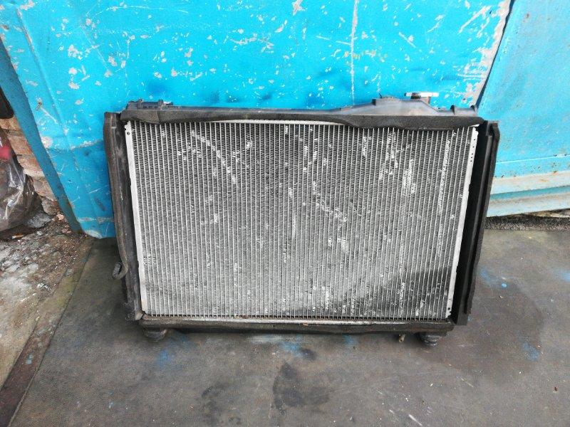 Радиатор охлаждения Toyota Altezza GXE10 1G (б/у)