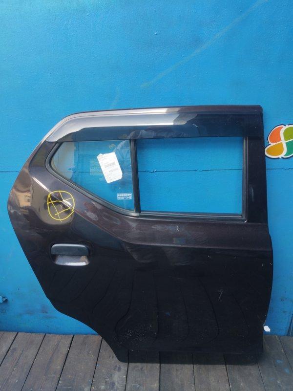 Дверь Suzuki Alto HA36S задняя правая (б/у)