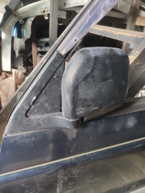 Зеркало Mitsubishi Pajero V26W левое (б/у)